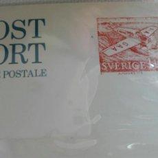 Sellos: ENTERO POSTAL SUECIA. Lote 73631229