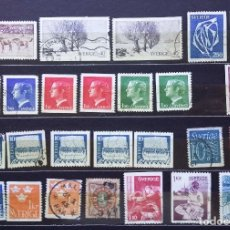Briefmarken - SUECIA -SELLOS USADOS - 99961339