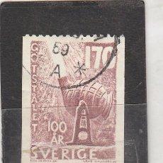 Sellos: SUECIA 1958 - YVERT NRO. 433 - USADO. Lote 106003735