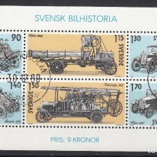 Briefmarken - SUECIA , 1980 HOJA BLOQUE YVERT Nº 8 - 108927851