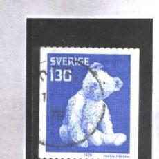 Sellos: SUECIA 1978 - MICHEL NRO. 1050 - USADO -. Lote 109408175