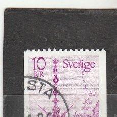 Sellos: SUECIA 1978 - YVERT NRO. 1019 - USADO -. Lote 109409023