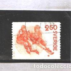 Sellos: SUECIA 1979 - MICHEL NRO. 1054 - USADO -. Lote 109492439