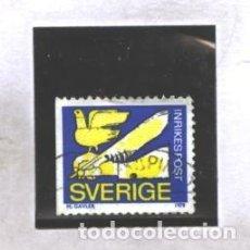 Sellos: SUECIA 1979 - YVERT NRO. 1039 - USADO -. Lote 109493207
