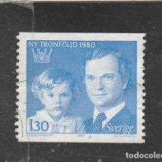 Sellos: SUECIA 1980 - YVERT NRO. 1083 - USADO -. Lote 109504443
