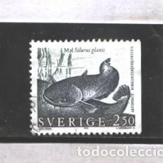 Sellos: SUECIA 1991 - YVERT NRO. 1632 - USADO -. Lote 111815131