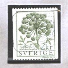 Sellos: SUECIA 1984 - YVERT NRO. 1258 - USADO. Lote 109928643