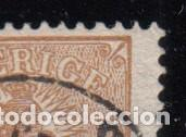 Sellos: SUECIA , YVERT Nº 12 , TIPO I - Foto 2 - 112169911