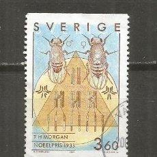 Briefmarken - SUECIA SELLO YVERT NUM. 1560 USADO - 119024791
