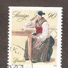 Briefmarken - SUECIA. 1979. YT 1069,1070. TRAJES REGIONALES - 133460506