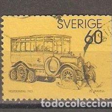 Sellos: SUECIA. 1973. YT 769. COCHE POSTAL. Lote 133465454