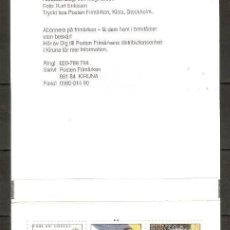 Briefmarken - SUECIA. 1993. CARNET YT .C1775 - 147378470