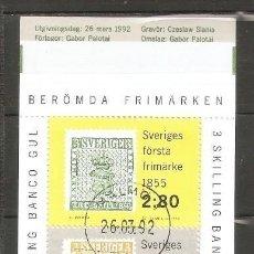 Briefmarken - SUECIA. 1992. CARNET YT .C1696 - 147378754