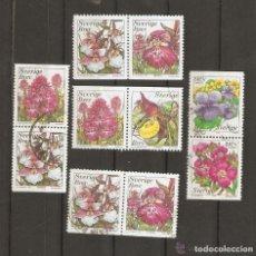 Briefmarken - SUECIA. 1998. FLORES - 147385498