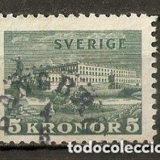 Sellos: SUECIA. 1931. YT 223. CAT 15€. Lote 147390634