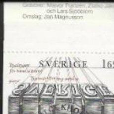 Briefmarken - SUECIA - CARNET - 149458226