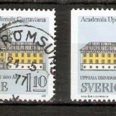 Briefmarken - SUECIA. 1977. YT 964 - 149610350