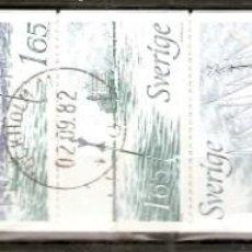 Briefmarken - SUECIA. 1982 .CUADERNILLO. C1178 - 156631454