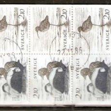 Briefmarken - SUECIA. 1986 .CUADERNILLO. C1354 - 156631986
