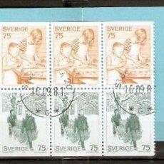 Briefmarken - SUECIA. 1977 .CUADERNILLO. C985 - 156632454