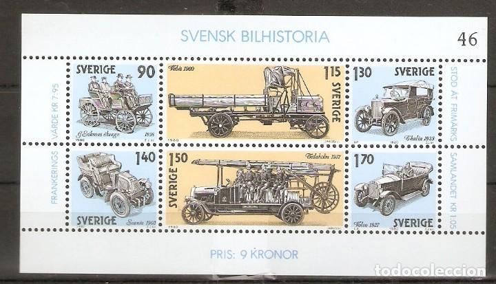 SUECIA. 1980. H.B YT 8 (Briefmarken - Internationale - Europa - Schweden)