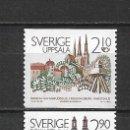 Sellos: SUECIA 1986 ** NUEVO - 5/48. Lote 168390628