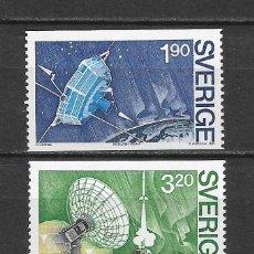 Sellos: SUECIA 1984 ** NUEVO ESPACIO EXTERIOR - 5/48. Lote 168390960