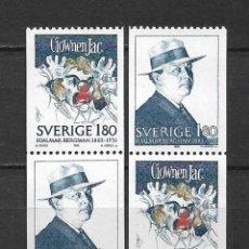 Sellos: SUECIA 1983 ** NUEVO - 5/48. Lote 168391136