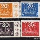 Sellos: SUECIA 823/26** - AÑO 1974 - STOCKHOLMIA 74, EXPOSICION FILATELICA INTERNACIONAL. Lote 168484808