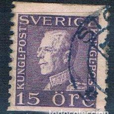 Sellos: SUECIA 1921 SELLO USADO YVES 131. Lote 171361817