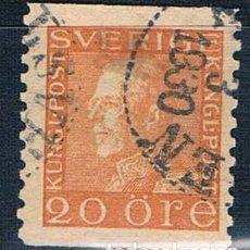 Sellos: SUECIA 1935 SELLO USADO YVES 197. Lote 171361844