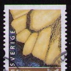 Sellos: SUECIA 2007 - MARIPOSA - YVERT Nº 2590 USADO. Lote 171492563