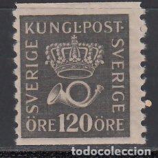 Sellos: SUECIA, 1925-26 YVERT Nº 203 /*/ . Lote 172786095