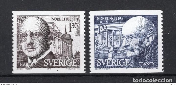 SELLOS USADOS DE SUECIA, YT 1033/ 34 (Sellos - Extranjero - Europa - Suecia)