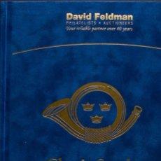 Sellos: SUECIA, BIBLIOGRAFÍA. 2007. CATÁLOGO DE LA COLECCIÓN CLASSIC SWEDEN THE KRISTAL COLLECTION, SCAND. Lote 183160346