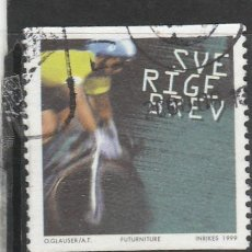 Sellos: SUECIA 1999 - YVERT NRO. 2101 - USADO - . Lote 190569107