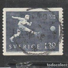 Sellos: SUECIA 1958 - YVERT NRO. 431 - USADO -. Lote 190586683