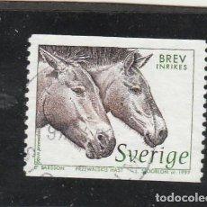 Sellos: SUECIA 1997 - YVERT NRO. 1973 - USADO - . Lote 193380238