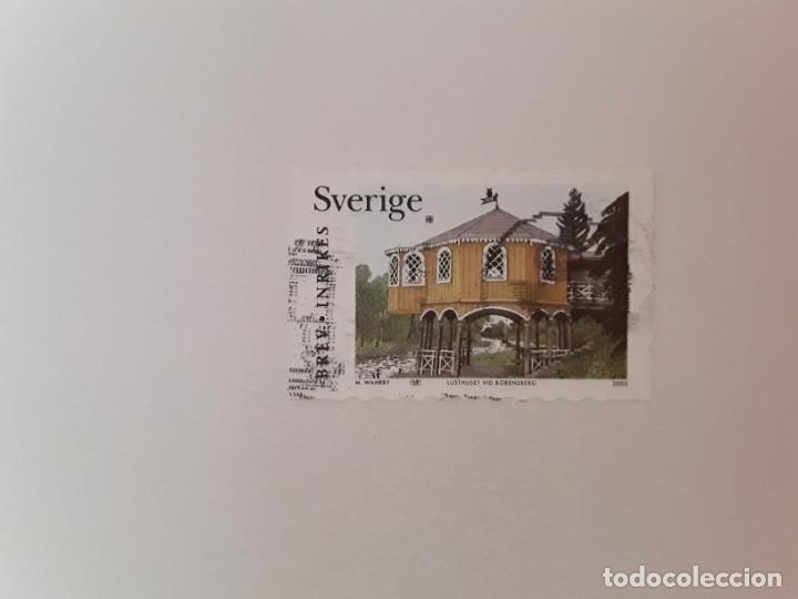 SUECIA AÑO 2003 SELLO USADO (Sellos - Extranjero - Europa - Suecia)