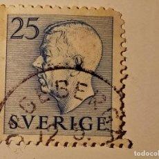 Sellos: SUECIA 1954 REY GUSTAVO VI. Lote 195868230