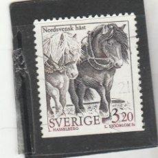 Sellos: SUECIA 1994 - YVERT NRO. 1789 - USADO - . Lote 196124246