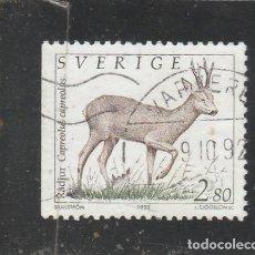 Sellos: SUECIA 1992 - YVERT NRO. 1689 - USADO - . Lote 198470955