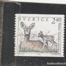 Sellos: SUECIA 1992 - YVERT NRO. 1686 - USADO - . Lote 198471755