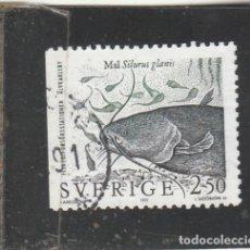Sellos: SUECIA 1991 - YVERT NRO. 1631- USADO - . Lote 198485725