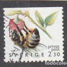 Sellos: SUECIA 1990 - YVERT NRO. 1592- USADO -. Lote 198529238