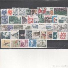 Sellos: SUECIA-AÑO 79 COMPLETO SELLOS NUEVOS( SEGÚN FOTO). Lote 199037278
