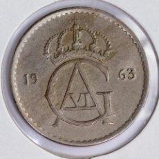 Sellos: SWEDEN. 1963U. Lote 202784952