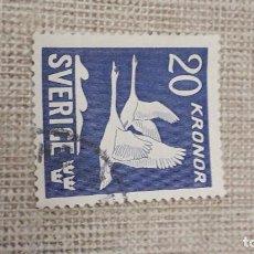Sellos: SELLO SUECIA. 1942 CORREO AEREO-YT -SEPA7. Lote 204690546