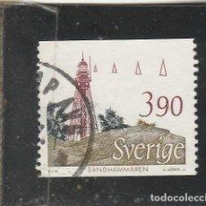 Sellos: SUECIA 1989 - YVERT NRO. 1511 - USADO -. Lote 205287361
