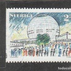 Sellos: SUECIA 1989 - YVERT NRO. 1512 - USADO -. Lote 205287561